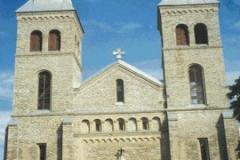 Rapla kiriku eestvaade